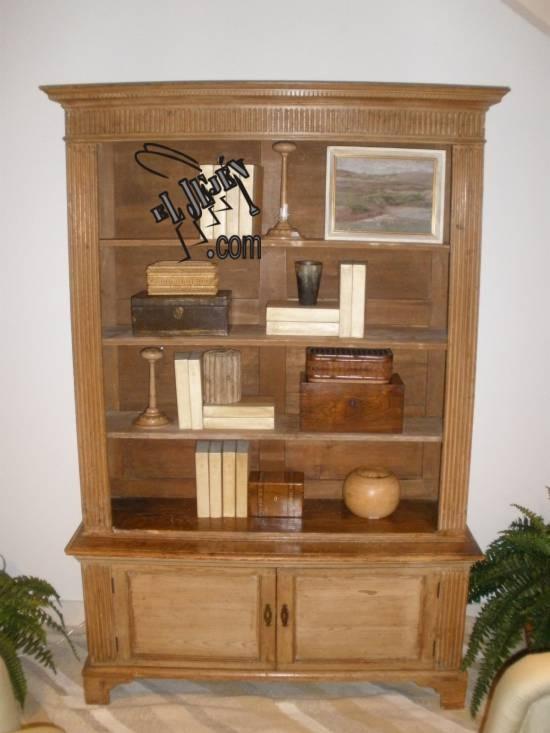 El jejn nota que hincha - Restaurar mueble de madera ...