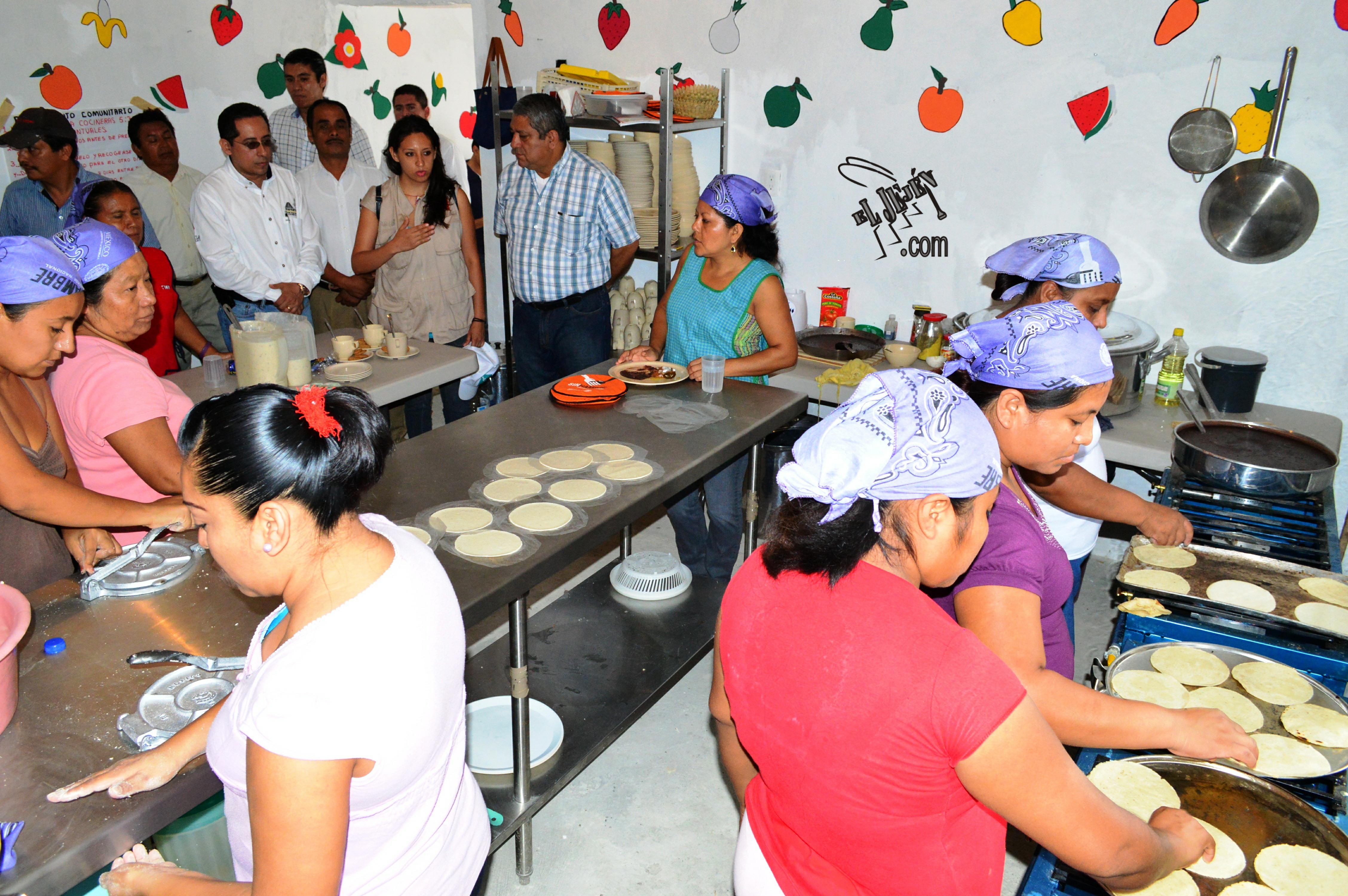 Fomentan Alimentaci N Saludable En Comedores Comunitarios